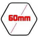 Gazebo 3x4,5m ALU 60