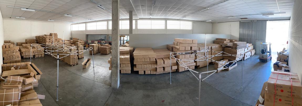 magazzino pieghevoli madelux
